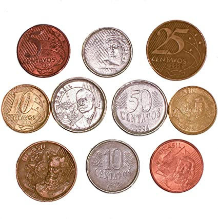 SNAPS:10 Mexican Nickle 20 Centavos with NO parts real Coin