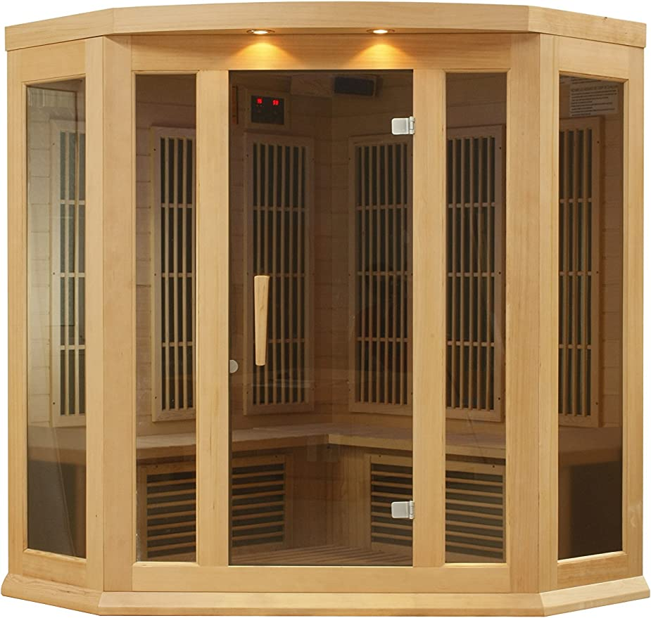 DYNAMIC SAUNAS Maxxus Reims