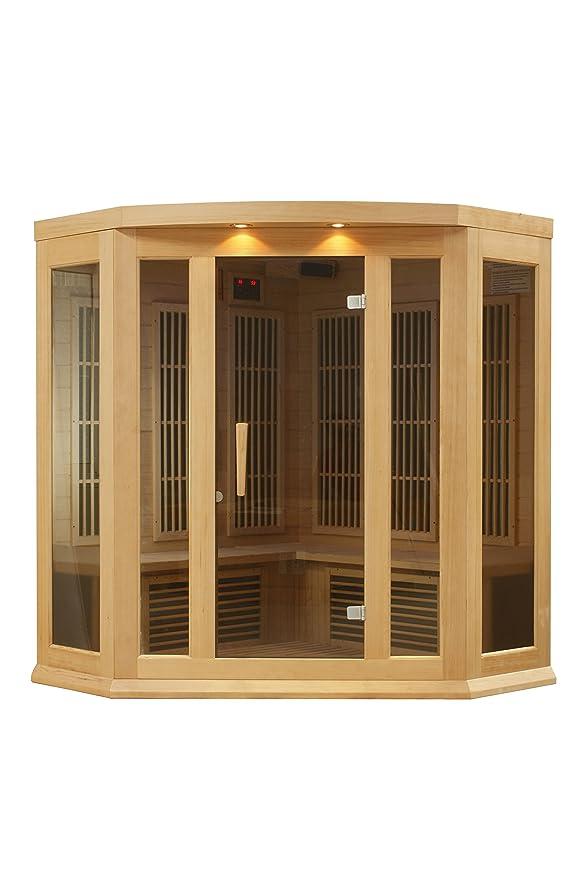 Best Infrared Sauna: Maxxus 3 Per Low EMF