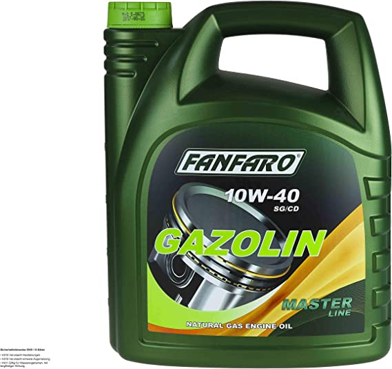 Fanfaro Ff6504 5 Gazolin Auto