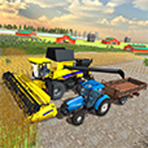 (Harvester Simulator 2018)