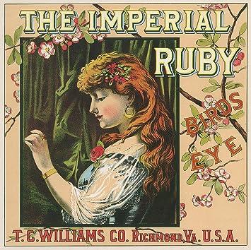 .com: richmond, virginia - the imperial ruby birds eye brand ...