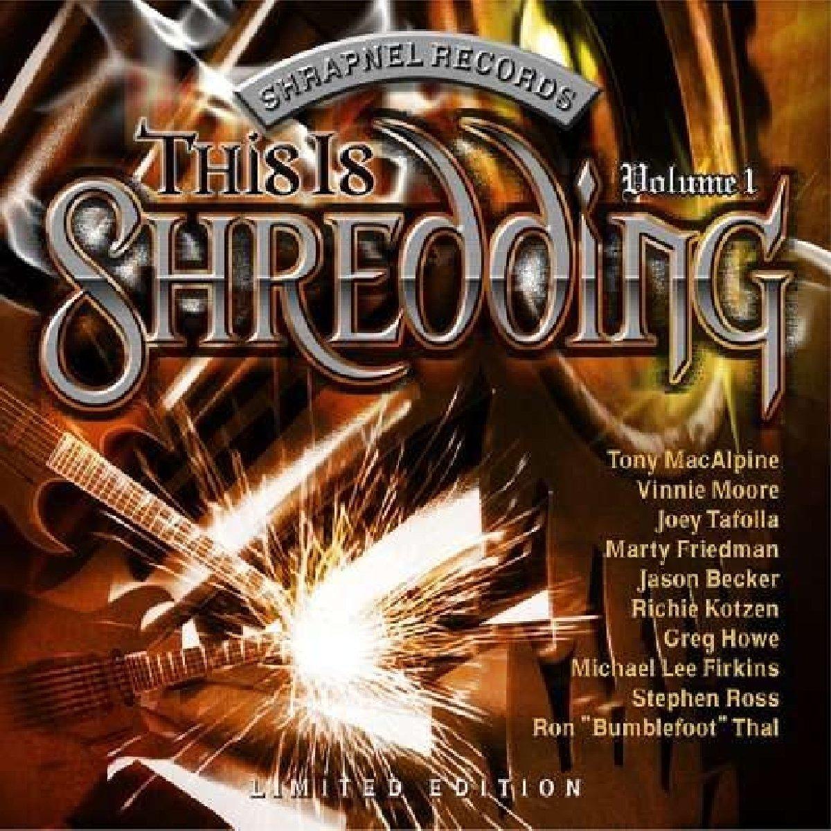 This Is Shredding Vo: Various Artists: Amazon.es: Música