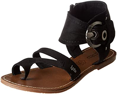 Womens Pensee Velours Open Toe Sandals Les P'tites Bombes NLt9AX3B