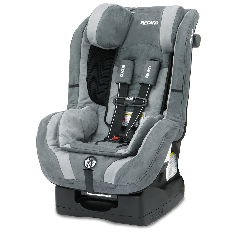 Amazon.com : RECARO ProRIDE Convertible Car Seat, Misty : Baby