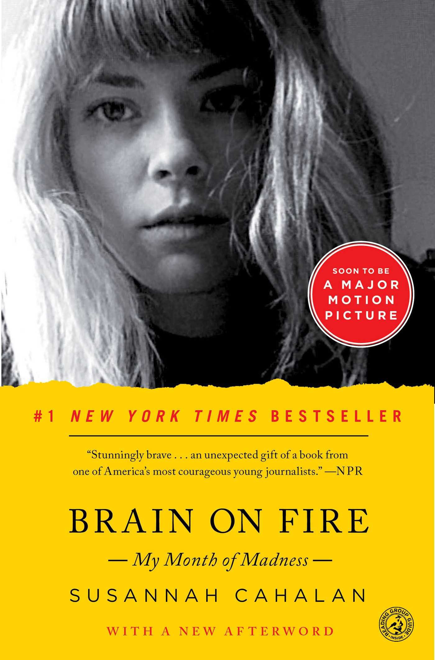 Image result for Brain On Fire: My Month of Madness – Susannah Cahalan