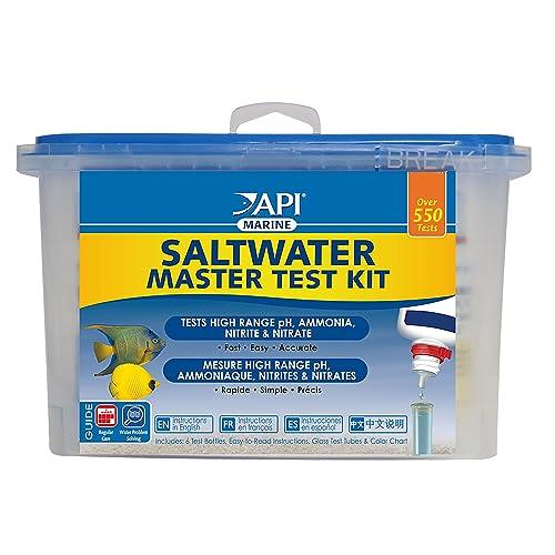 API Saltwater Master Test Kits