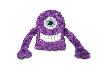 P.L.A.Y. – Monster Collection roncar Monstruo de juguete con squeaker mascotas juguete, color morado