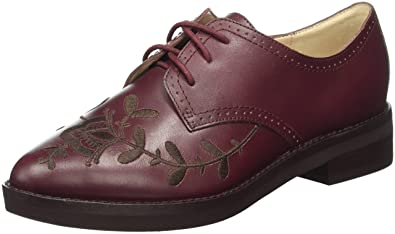 Maci, Womens Oxford Lace-up French Connection