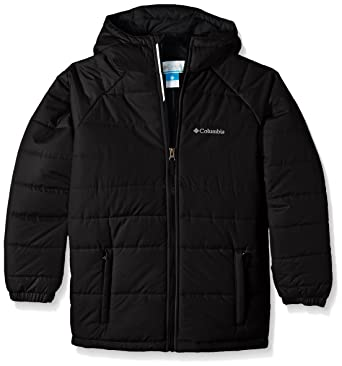 038b52d588fe Amazon.com  Columbia Boys  Tree Time Puffer Jacket  Clothing