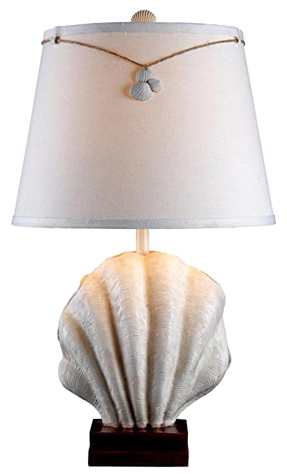 Kenroy home 32268awh islander table lamp antique white finish kenroy home 32268awh islander table lamp antique white finish aloadofball Images