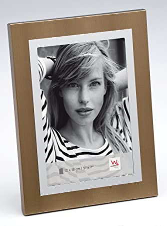Portraitrahmen Aluminium LUAN 3 Farben und Größen