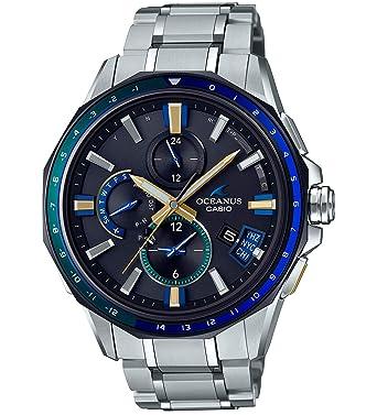 b565817a26 [カシオ]CASIO 腕時計 オシアナス Bluetooth 搭載 GPS 電波ソーラー OCW-G2000J-1AJF