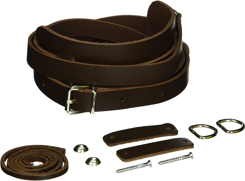 Hofner Strap Vintage Leather Brown