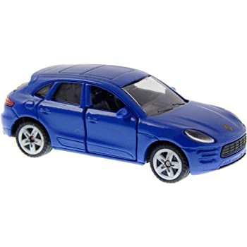 Porsche Macan Turbo 3-inch Model Car
