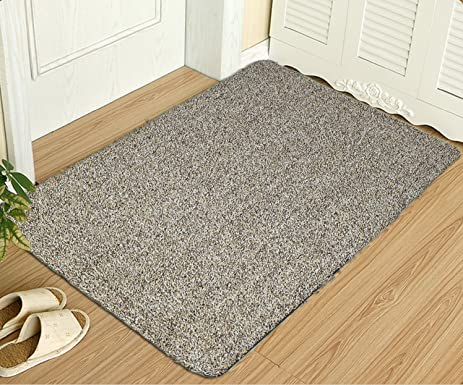 Amazon.com : Absorbent Door Mat BURID Indoor Doormat 17.7 X 29.5 ...