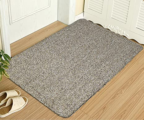 Attirant BURID Absorbent Door Mat Indoor Doormat 17.7 X 29.5 Inch Water Ultra  Absorbent Front Door Mats