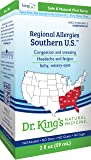 Dr. King's Natural Medicine Regional Allergies, Southern U.S, 2 Fluid Ounce