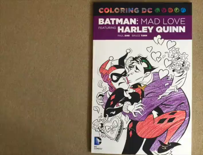 This Is My Second In The Series Of Batman Coloring Books Once Again Stories Book Seem To Be Same Artwork As Used Comics But With