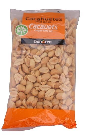 Cacahuetes fritos con sal 200g - bonÀrea: Amazon.es: Alimentación y ...