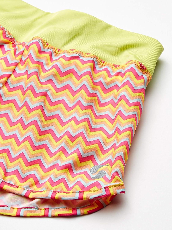 Soffe Girls Big Knit Band Short