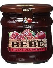 Bebé Mermelada Extra de Frutas del Bosque - 340 gr