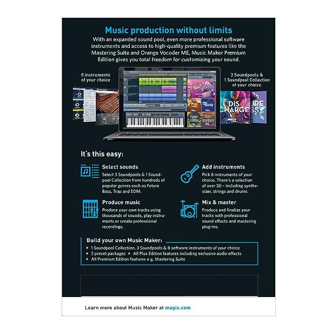 magix music maker 2013 premium trial download