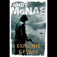Explosiegevaar (Nick Stone Book 17)
