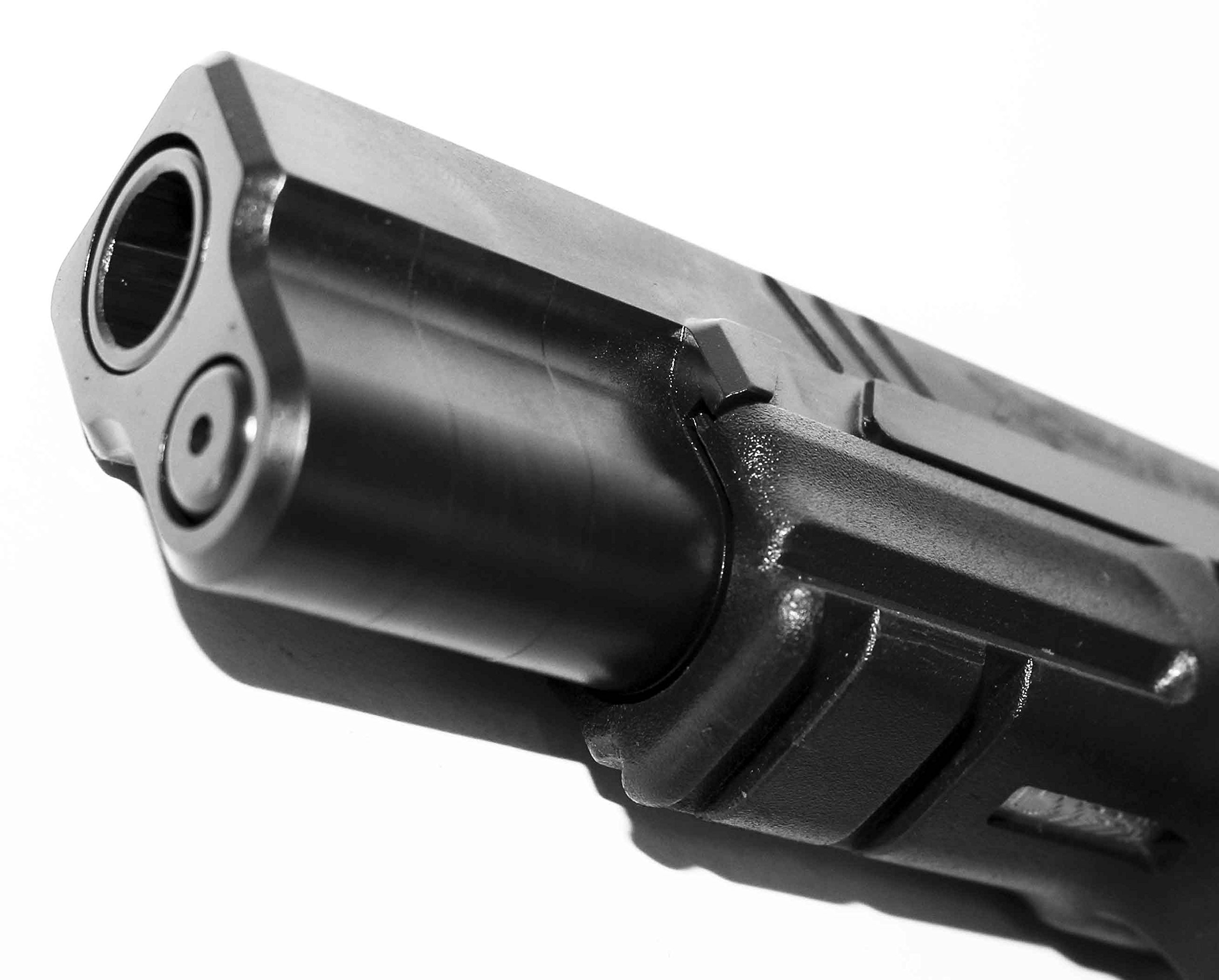 TRINITY Weaver Mounted RED dot Sight For GLOCK 23 gen4, Class IIIa 635nM Less Than 5mW