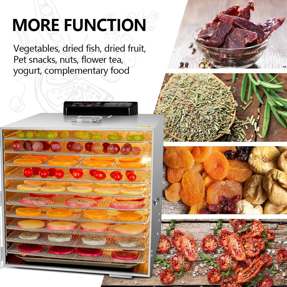 10-Layers-Commercial-Stainless-Steel-Fruit-Dehydrator