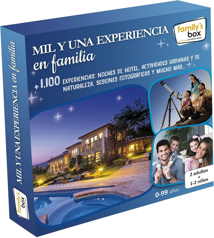 family box mil y una experiencia en familia