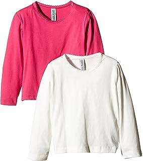 ffdf8ea707d1 Vertbaudet Vertbaudet Happy Price 2er-Pack Langarm-Shirts für ...