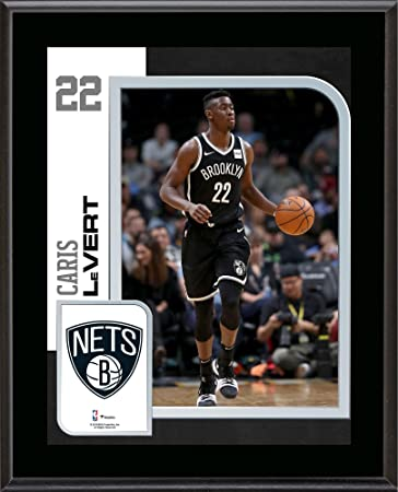 Caris LeVert Brooklyn Nets 10.5 quot  x 13 quot  Sublimated Player Plaque -  NBA Team Plaques 842e36d2484b