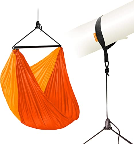 LA SIESTA ZunZun – Travel Hammock Chair with Suspension
