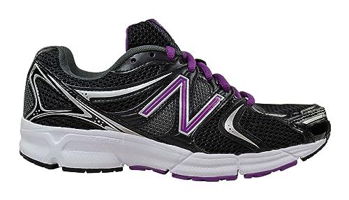 2dea7ed60b5ad New Balance , Baskets pour homme Noir Noir violet  Amazon.fr  Chaussures et  Sacs