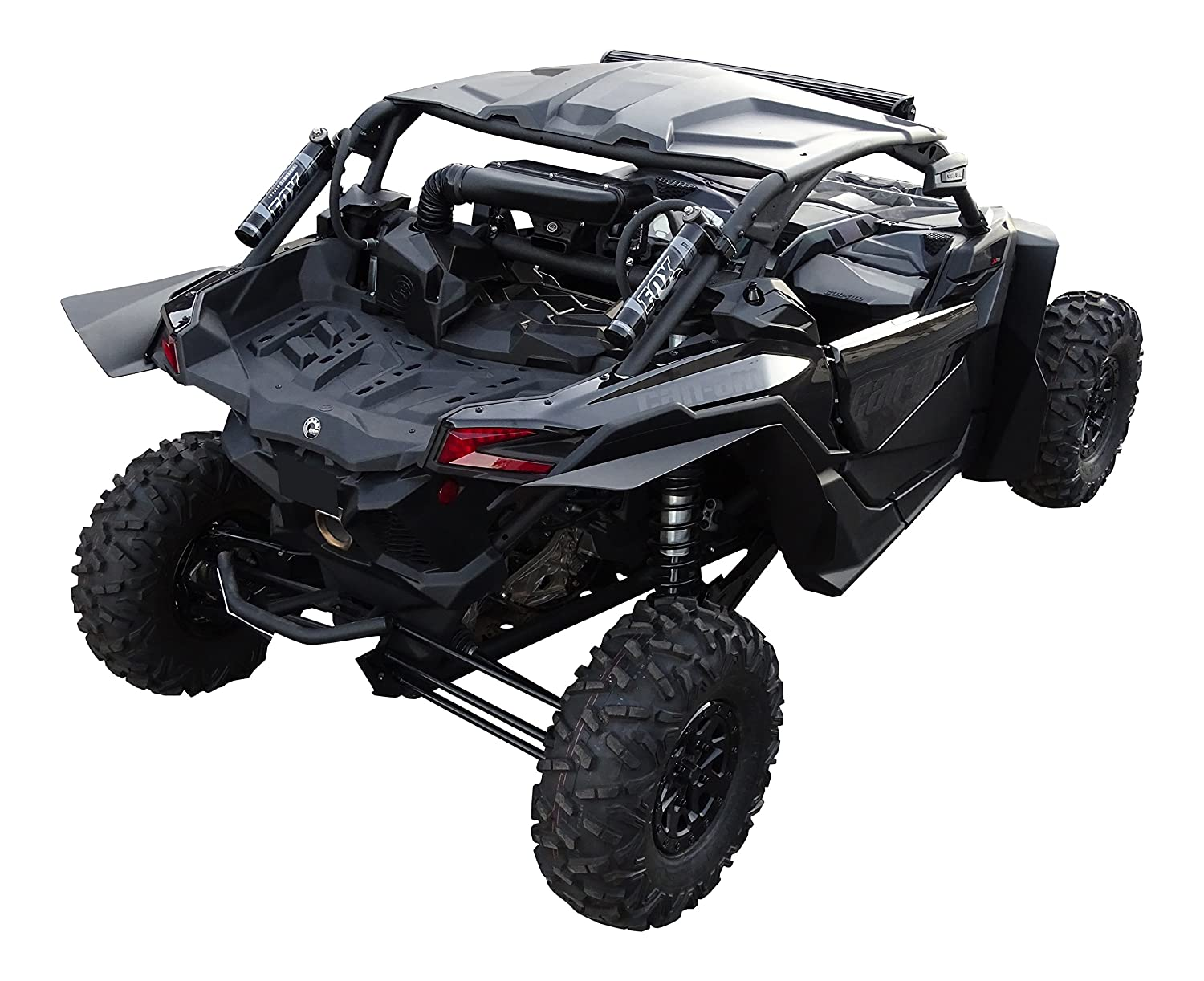 MudBusters fender flares mud flaps for the Can-Am Maverick X3 /& X3 Max X3 DS /& Base