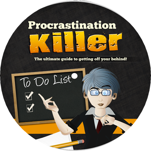procrastination the killer Your free procrastination coaching video are you comfortable you will simply be more productive and free from procrastination the killer of dreams.