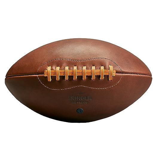 Shinola - Balón de fútbol americano (piel): Amazon.es: Hogar