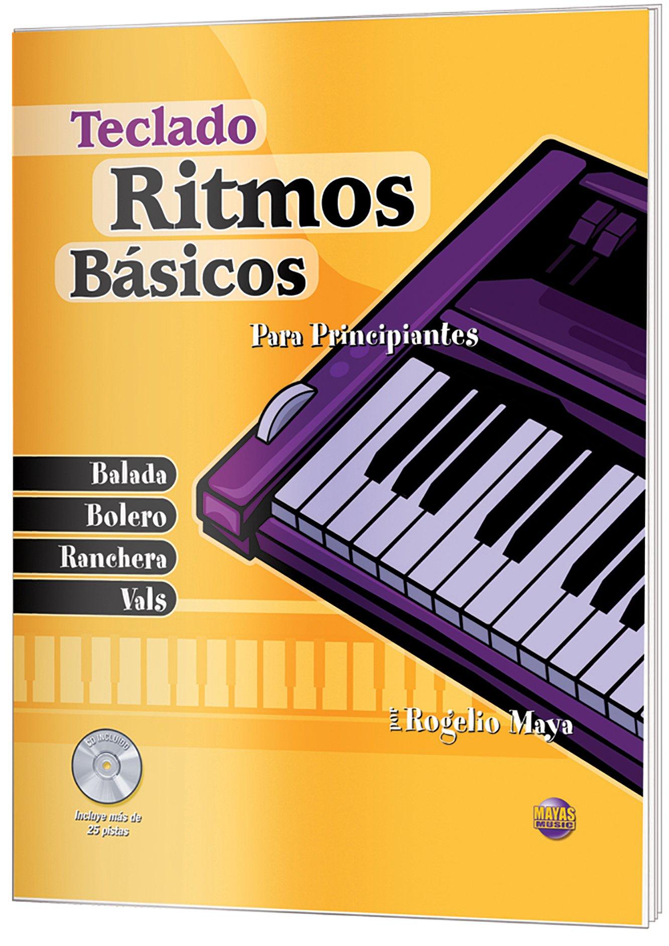 Ritmos Basicos -- Teclado: Para Principiantes Spanish ...