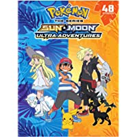 Pokémon The Series : Sun and Moon - Ultra Adventures Complete Collection (DVD)