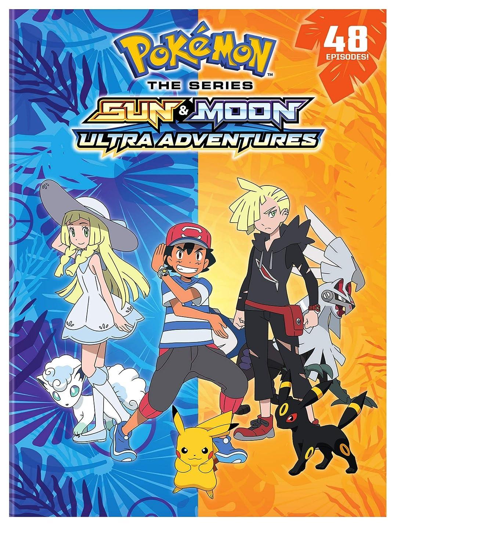Amazon com: Pokémon The Series : Sun and Moon - Ultra