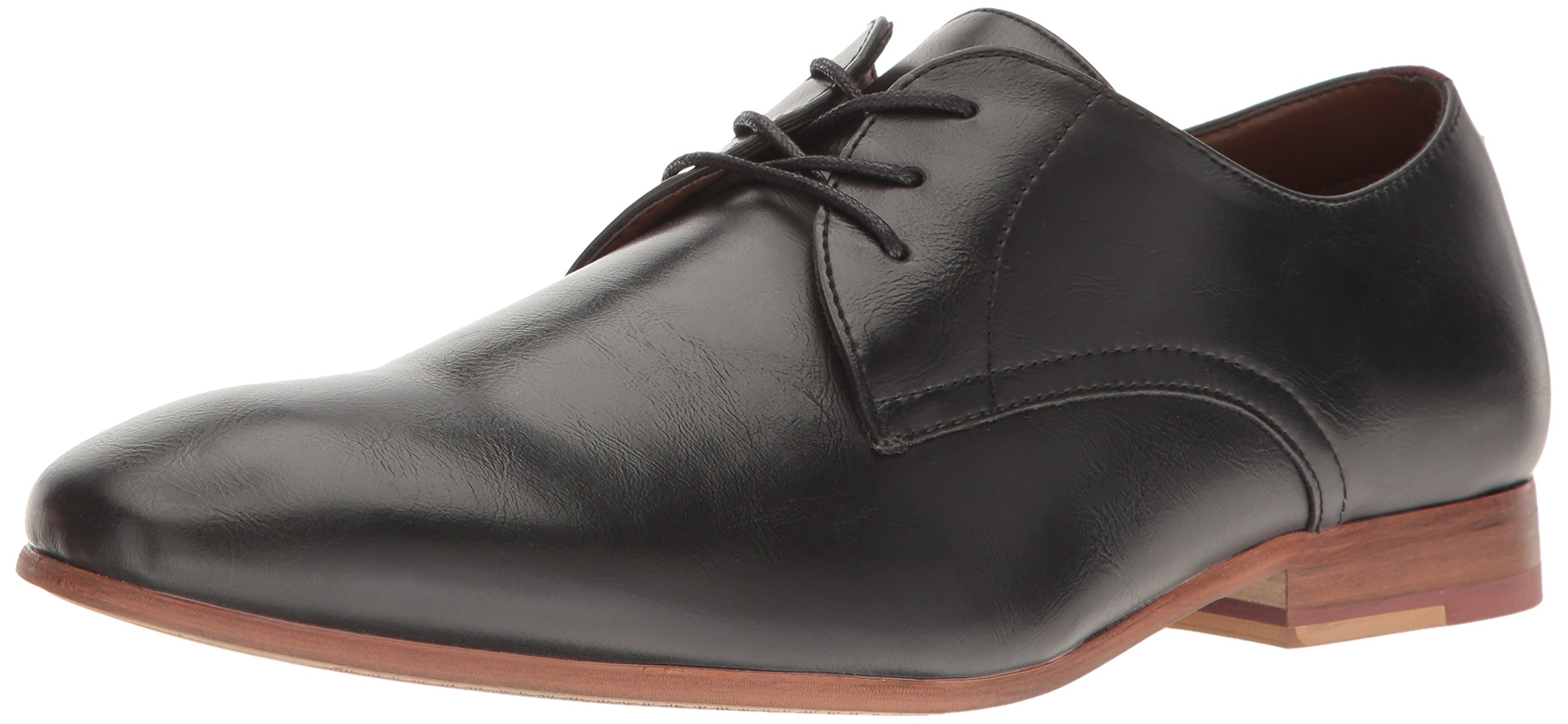 Call It Spring Men's Liechti Oxford, Black Synthetic, 12 D US