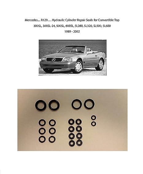 Amazon com: 89-02 Mercedes Hydraulic Cylinder Rod Repair