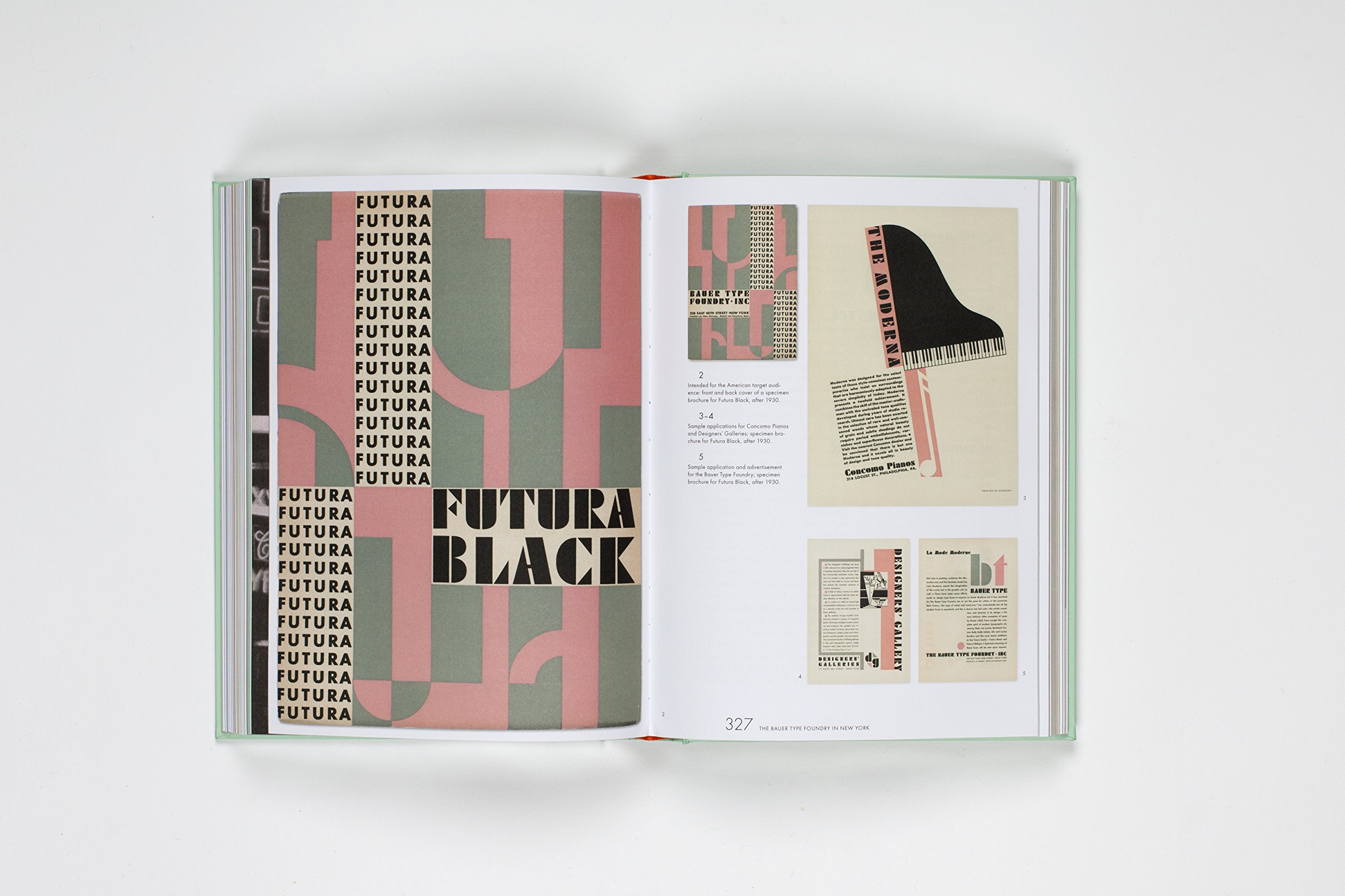 Futura Book Medium