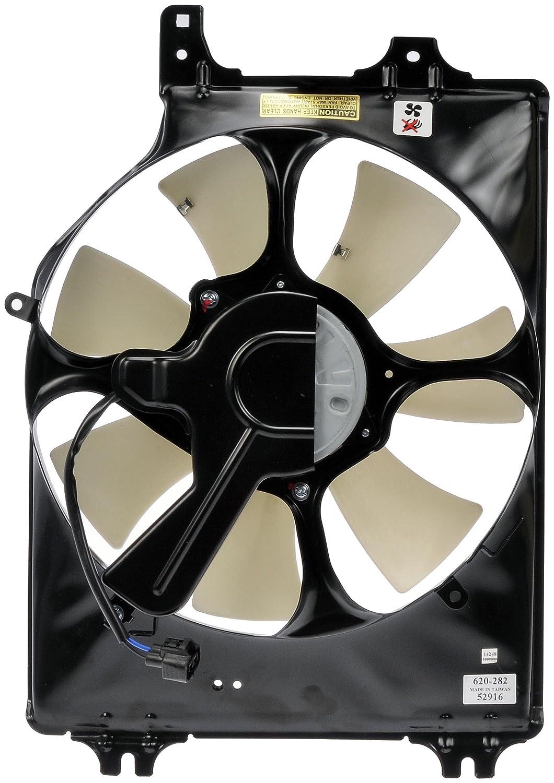 Dorman 620 282 Air Conditioning Condenser Fan Assembly Flexalite Electric Black Magic Series Coximportcom A Automotive