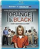 Orange Is The New Black: Season 1 [Blu-ray + Digital HD]
