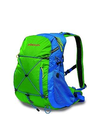 Pinguin Biker 25 Mochila para MTB y trekking Outdoor 25 L, Cubierta Mochila, respaldo Ventilado, verde: Amazon.es: Deportes y aire libre
