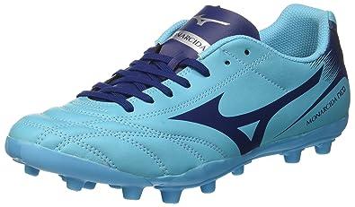 43d03c306 Mizuno Men's Monarcida Neo Ag Running Shoes, Multicolor  (Aquarius/bluedepths 14),