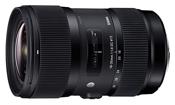 Review Sigma 18-35mm F/1.8 DC