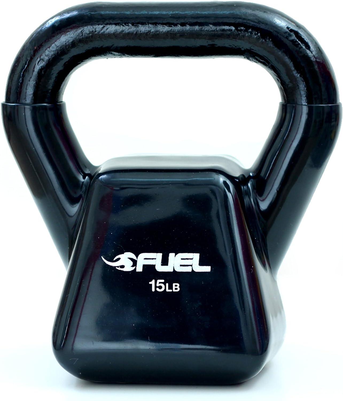 Fuel Pureformance Vinyl Kettlebell Weight